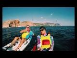 На Каяках по Крыму (Yeti Kayak 2016)