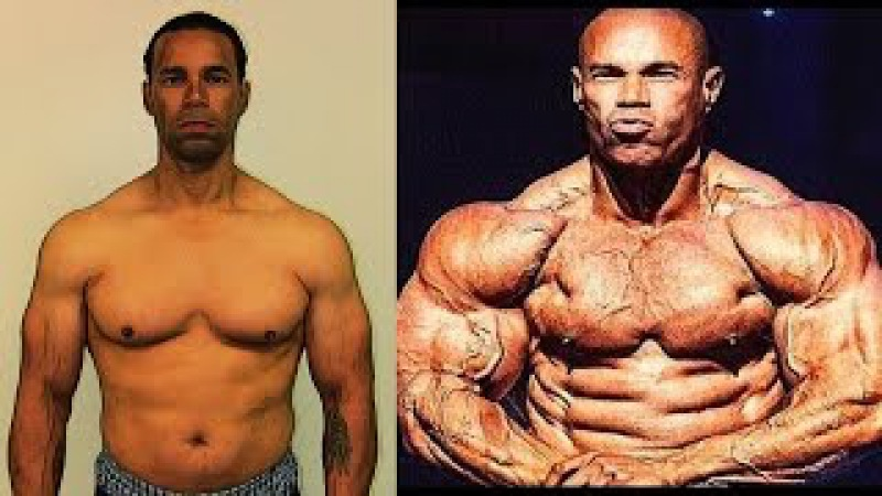 KEVIN LEVRONE 2016 TRANSFORMATION