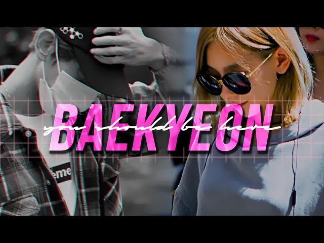 You should be here FMV | baekyeon | 백현 ♥ 태연