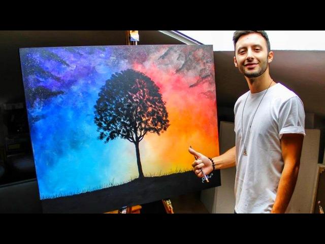 Художник, который Рисует Свет