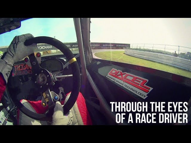 Behind The Wheel - 850HP Mitsubishi Evo Tsukuba Circuit Time Attack Video