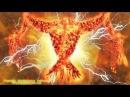 Иезекииль видение Бога. Пророк Иезекииль 1, 10. Русский. Russian subtitles.херувимы