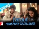 Fanaa - From Paper To Celluloid | Aamir Khan | Kajol