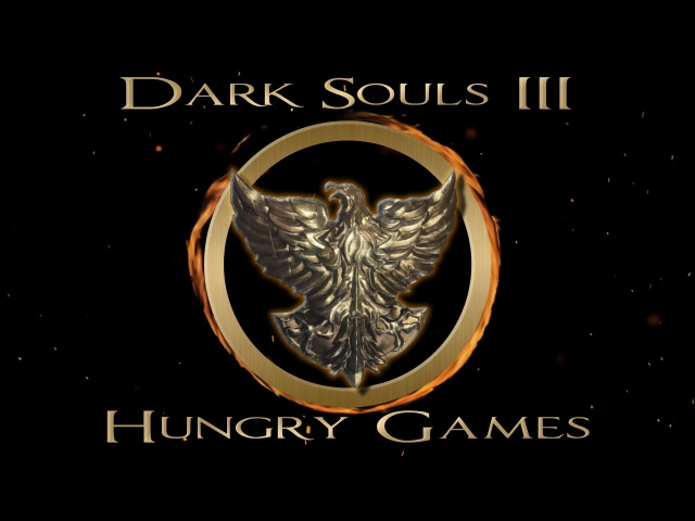 Dark Souls 3 Hungry Games - GAMING IS AMAZIN' Ep 1 St Jude Charity