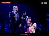 Аня Ткач и Олег Скрипка