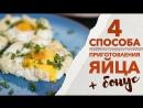 4 блюда из яиц на завтрак [Рецепты Bon Appetit]