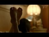 В постели с голыми ножками - Юлия Хлынина в сериале