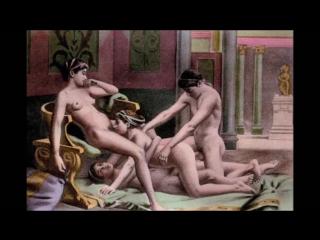 женские попки голы