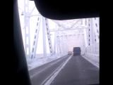 мост через реку Ангара