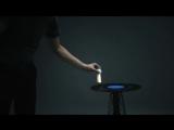 Экспериментатор. Лампочки загораются от электромагнитного поля