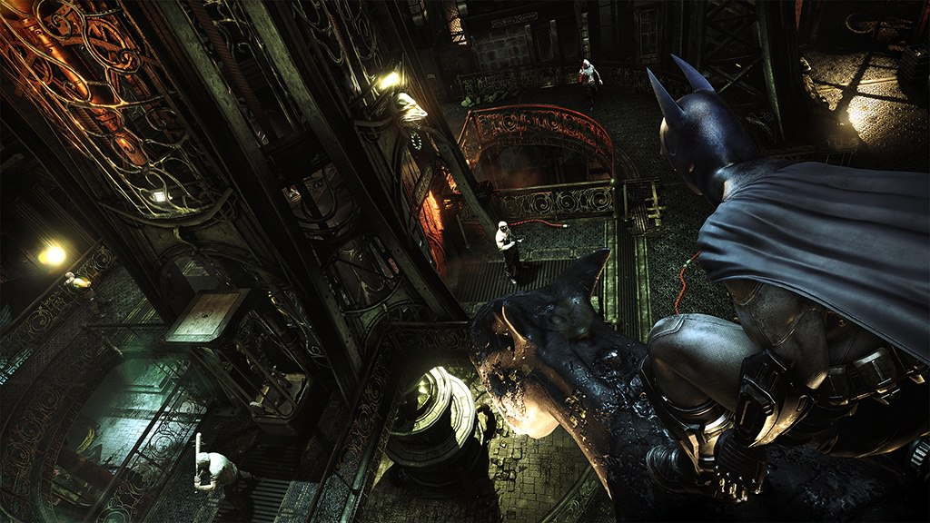 Batman: Return to Arkham (2016) PC - Скриншот 3