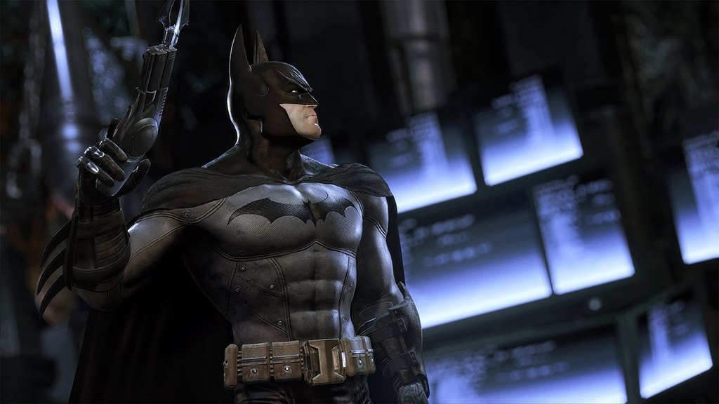 Batman: Return to Arkham (2016) PC - Скриншот 1