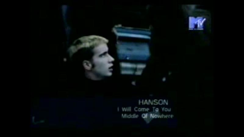 Hanson - i will come to you mtv asia