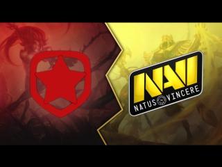 LCL: Gambit vs NaVi