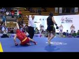 Муслим Салихов - 5 кратный Чемпион Мира по Ушу Саньда