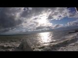 Красивое небо. Шторм. Алушта. Крым.
