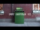 Bottle Bank Arcade - TheFunTheory - Rolighetsteorin.se