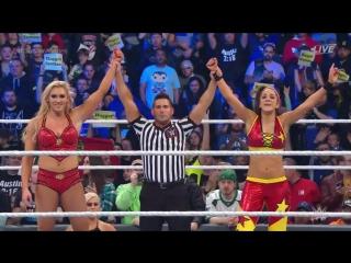 WWE / 2016 / Survivor Series / Raw vs SmackDown / ALEXVIT