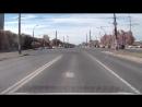 Два проезда на запрещающий сигнал светофора за 1 минуту