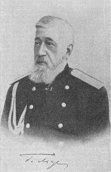 Генрих Антонович Леер - военный теоретик и