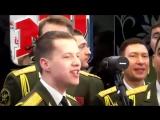 Хор МВД исполняет 'Get Lucky'