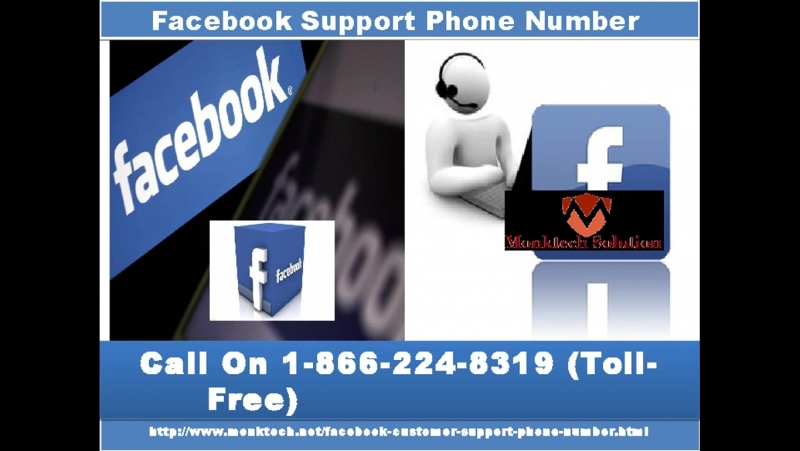 Straightforward tips for issues On Facebook Customer Support Number 1-866-224-8319
