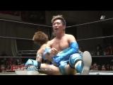 New Wrestling Aidoru vs. Cherry, Gorgeous Matsuno, Soma Takao vs. T2Hide (DDT - New Year Lottery Special)