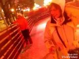 Парк Горького-каток (стритарт)