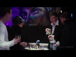 Выпьем за друзей! Серго хочет яблочным штруделем и карамльным чизкейком прервать уста Кахи