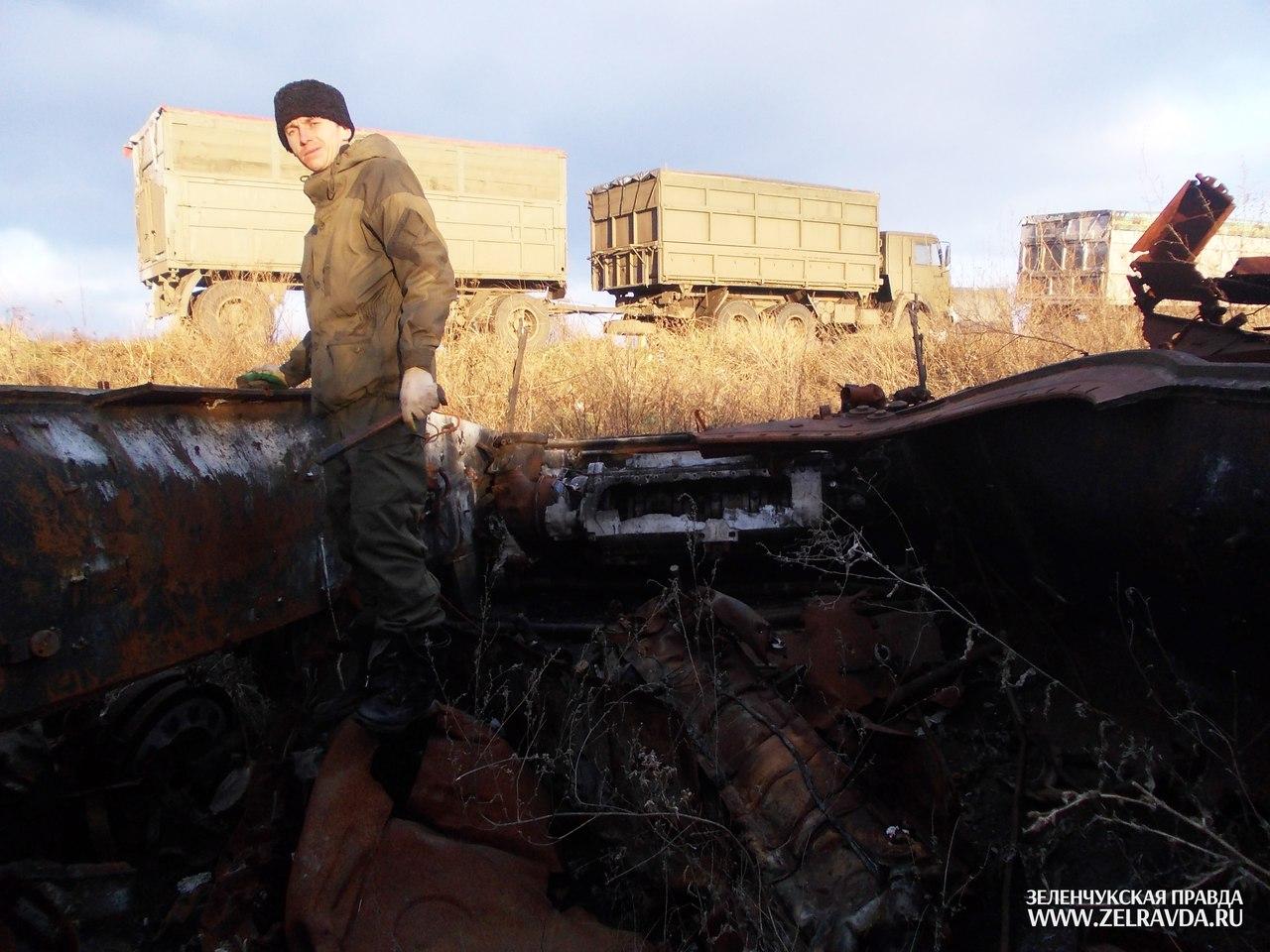 Десятая поездка на Донбасс