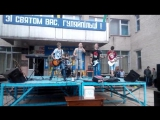 Life Lock and ex.voc High Voltage (Евгений Ткаченко) Bullet for My Valentine - Your Betrayal (27.06.15)