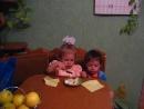 День рождения Кристины в 2008