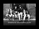 Ramones - Sheena is a Punk Rocker (Subtitulada en Español)