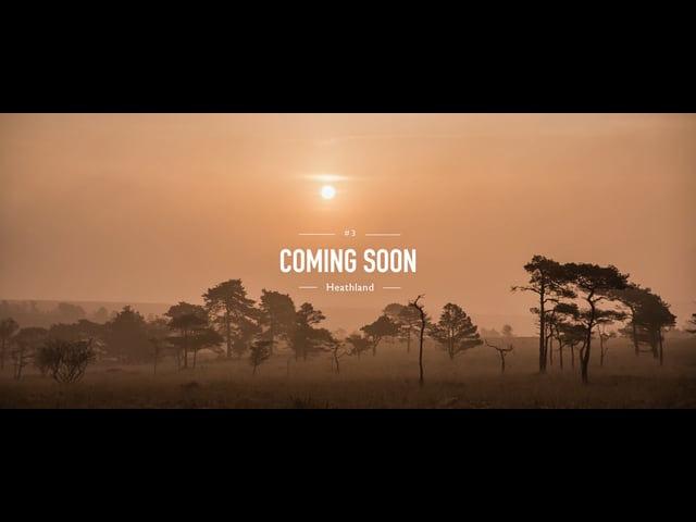 Trailer - A Sense of place 3 - Lowland Heath