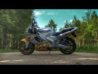[# K man ] - Yamaha YZF 600 Thundercat