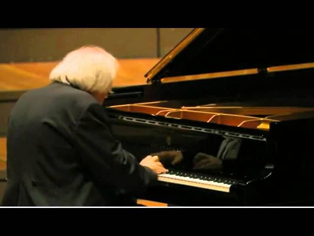 Sokolov live in Berlin - Rameau: Les Cyclopes. Rondeau