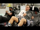 Get Abs like Golovkin! Gennady Golovkin's COMPLETE AB Workout!