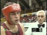Gennady Golovkin (KAZ) vs Oleg Mashkin (UKR) 2003