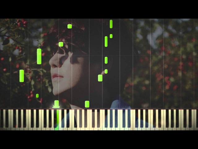 KYUHYUN – 밀리언조각 (A Million Pieces) piano