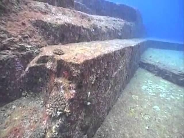Уникальный монумент древности Тайна Йонагуни