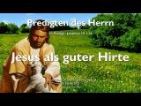21. JESUS ALS GUTER HIRTE &amp MEINE SCHAFE KENNEN MEINE STIMME