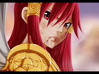 Erza Tribute AMV - Undefeated