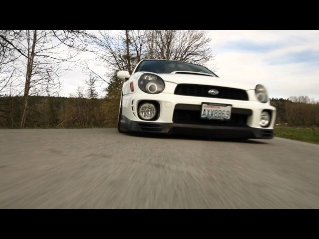 Brendons's WRX   Camber Ln.