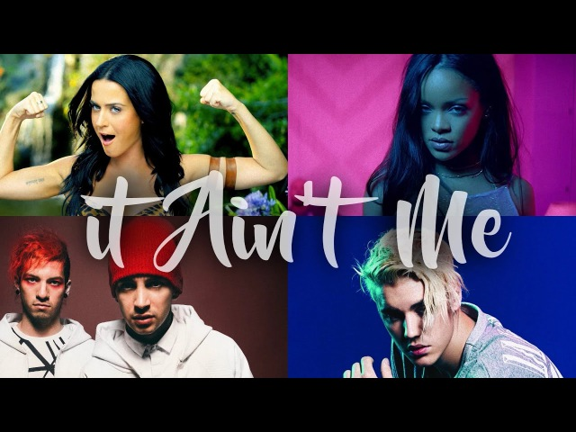 It Ain't Me (The Megamix) - Justin Bieber · Twenty One Pilots · The Chainsmokers (T10MO)