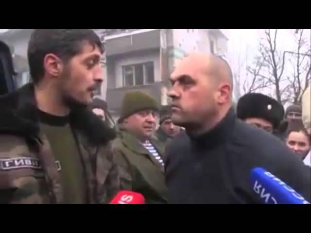 ОПГ «Сомали» под началом «Гиви» (Донецк, 22.01.15)