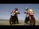 Italo disco. Fresh Fox - Story Of Glory. Extreme moto ride