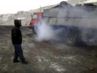 Камаз 36 тонн угля