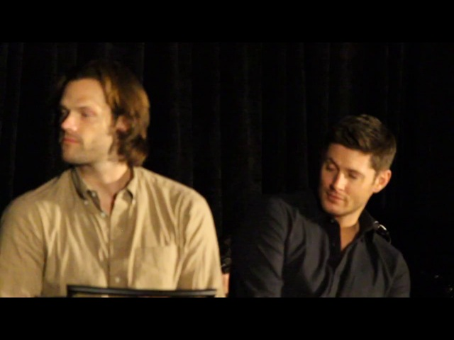 Supernatural HousCon 2017: J2 Main- Ten Inch Hero
