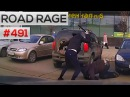 ROAD RAGE & CAR CRASHES, Bad drivers compilation #491