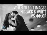 When To Edit Images In Black &amp White vs. Color Advanced Lightroom CC Processing